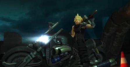 Final Fantasy VII G-Bike: Video del E3