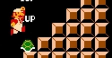 Descubren nuevo truco de vidas infinitas en Super Mario Bros.