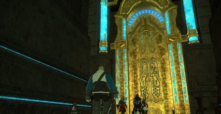 FINAL FANTASY XIV: A Realm Reborn: Presentadas Crystal Towers
