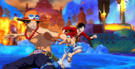 One Piece: Unlimited World RED: Comienza otra aventura pirata