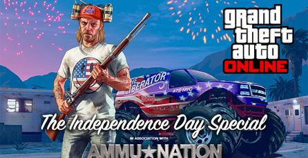 Grand Theft Auto V: Día de la independencia de Estados Unidos