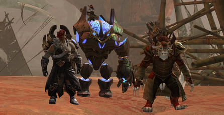 Guild Wars 2: Gates of Maguuma