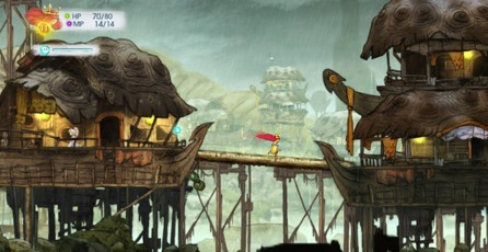 Child of Light: Llega para Playstation Vita