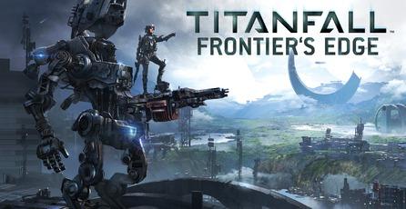 Titanfall: Arte de Frontier's Edge