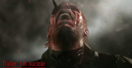Metal Gear Solid V: The Phantom Pain: Trailer de E3