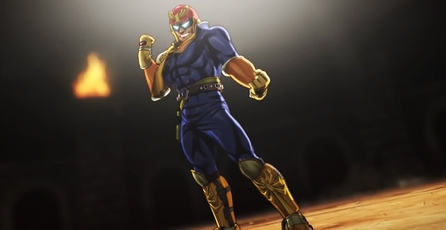 Super Smash Bros. for Wii U: Captain Falcon, Lucina y Robin