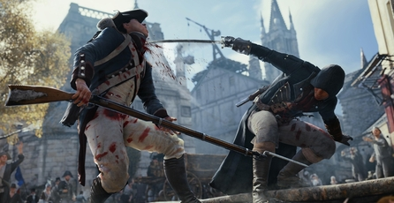 Assassin´s Creed: Unity: Revolución