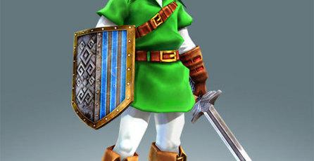 Hyrule Warriors: Nuevos personajes