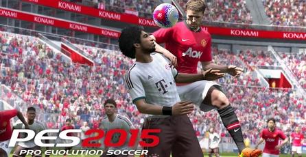 Pro Evolution Soccer 2014: Las finales mundiales en Manchester