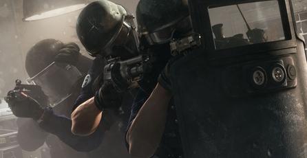 Rainbow Six Siege: Comentarios de E3