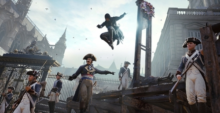 Assassin´s Creed: Unity: Nuevo engine, nuevo gameplay