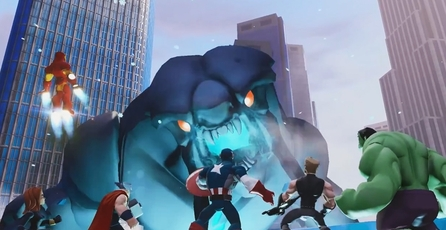 Disney Infinity 2.0 Edition - Marvel Super Heroes: Edición de colección