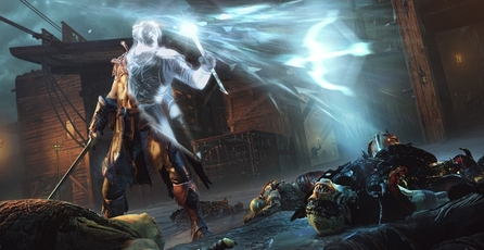 Middle-earth: Shadow of Mordor: El señor luminoso