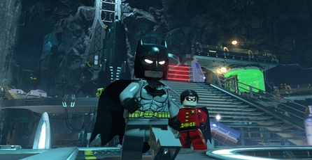 LEGO Batman 3: Beyond Gotham: Trailer de Comic-Con