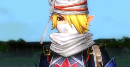 Hyrule Warriors: Sheik