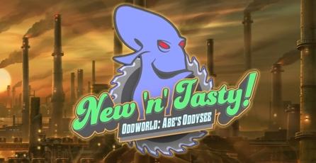 Oddworld: New ´n´ Tasty: Trailer de lanzamiento