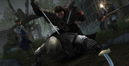 Assassin's Creed Rogue: Estreno mundial