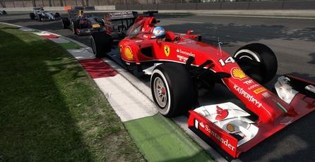 F1 2014: Trailer de anuncio