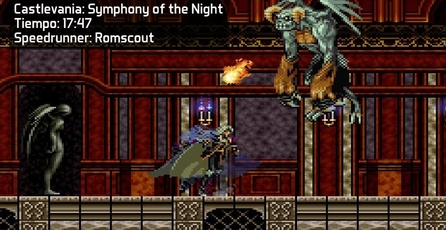 Castlevania: Symphony of the Night: Speedrun