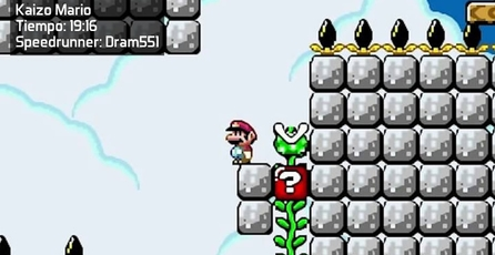 Super Mario World: Speedrun