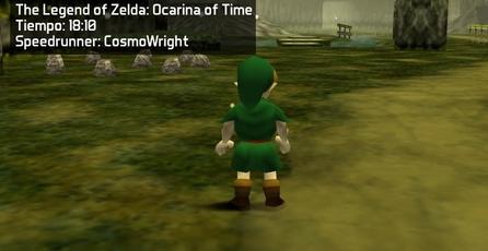 The Legend of Zelda: Ocarina of Time: Speedrun