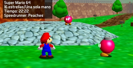 Super Mario 64: Speedrun