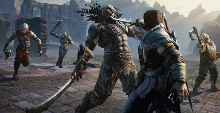 Middle-earth: Shadow of Mordor: Captura de movimiento