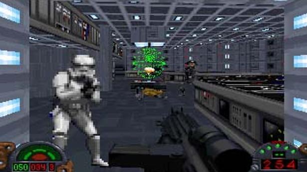 Sin DOOM no habría existido el genial Dark Forces de Lucas Arts