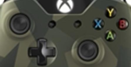 Anuncian nuevo color de control y headset para Xbox One