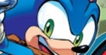Sonic Boom tendrá una serie de cómics