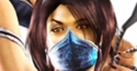 Kitana podría regresar en Mortal Kombat X