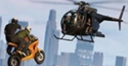 Modders descubren evidencia de GTA Online Heists