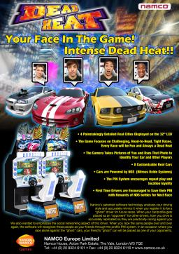 Dead Heat Street Racing