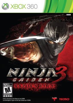 Ninja Gaiden 3: Razor´s Edge