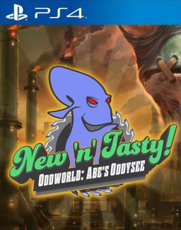 Oddworld: New ´n´ Tasty