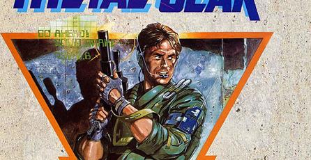 Cancelan remake de <em>Metal Gear</em> hecho por fans