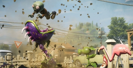 Plants vs. Zombies: Garden Warfare: Suburbination