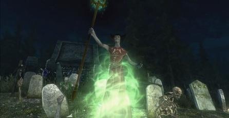 The Elder Scrolls V: Skyrim: MediEvil: Hero of Gallowmere