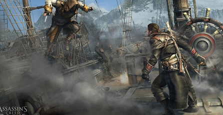 Assassin's Creed Rogue: Gameplay