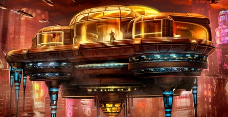 Star Wars: The Old Republic: Strongholds