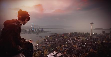 inFAMOUS: First Light: gamescom trailer