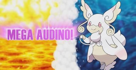 Pokémon: Omega Ruby: Mega Audino