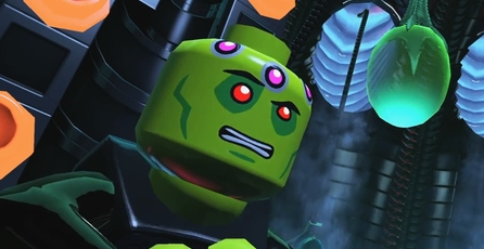 LEGO Batman 3: Beyond Gotham: Brainiac