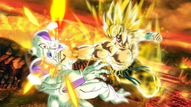 Revive las mejores batallas del universo Z
