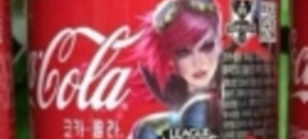 Habrá Coca-Cola de League of Legends