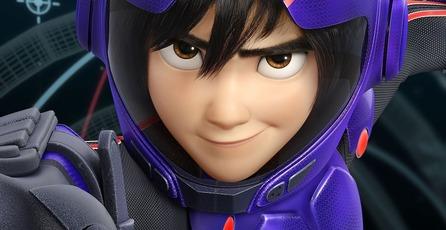 Llegarán personajes de Big Hero 6 a Disney Infinity 2.0