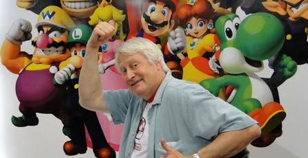 Actor de voz de Mario abre su propia cuenta de Vine