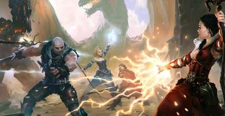 Muestran trailer del gameplay de <em>The Witcher Battle Arena</em>