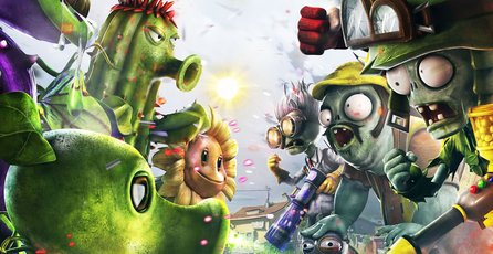 <em>Plants vs. Zombies: Garden Warfare</em>