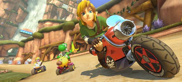 <em>Mario Kart 8</em> recibirá contenido de <em>Animal Crossing</em>, <em>Zelda</em> y <em>F-Zero</em>